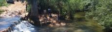 המפל הנסתר שליד קניון שרונים
