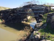 גשר הישנה - גשר בין עבר הווה ועתיד
