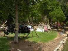חניון קראוונים גן לאומי מעיין חרוד
