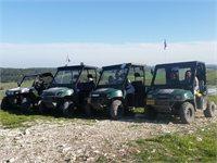 אקסטרים בעמק, טיולי שטח למשפחות וקבוצות בעמק יזרעאל