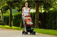 5 מסלולי טיול נגישים לעגלת תינוק