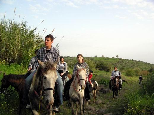 רוכבי הירדן