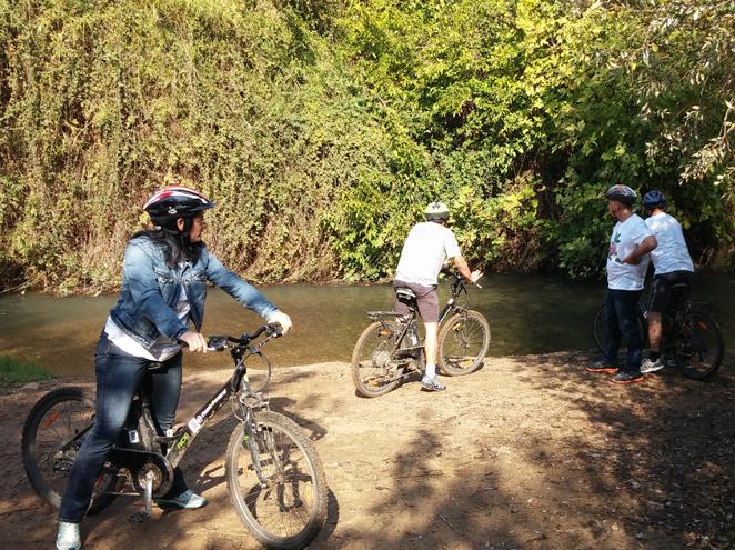 טיולי הדן-אופניים חשמליים