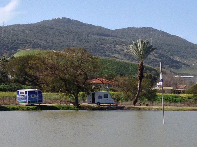 דג בכפר - מתחם קרוואנים