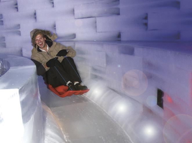 אייס ספייס-Ice Space-ממלכת הקרח