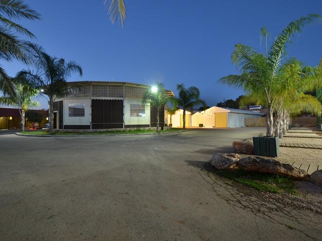 חוות מונפורטויטו - קמפינג