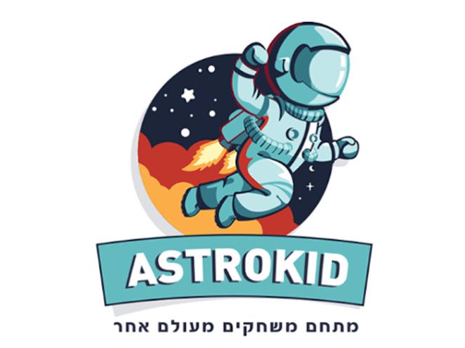 משחקיית אסטרוקיד Astrokid