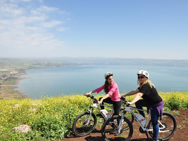 פייס בייק טיולי אופניים חשמליים