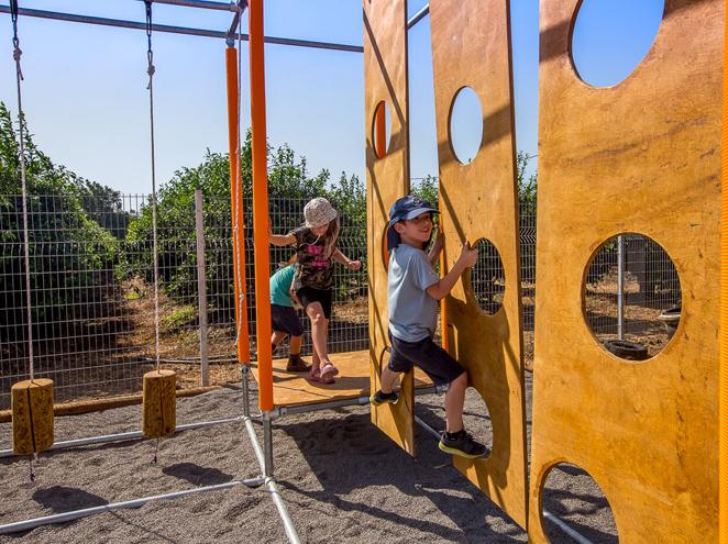 שביל התפוזים - חוויה בפרדס - פארק שעשועים