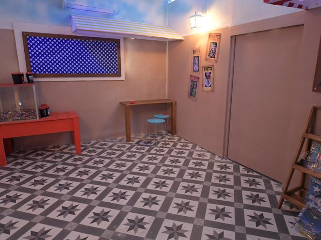 חדר בריחה במשחקיית רינו הנסיכה