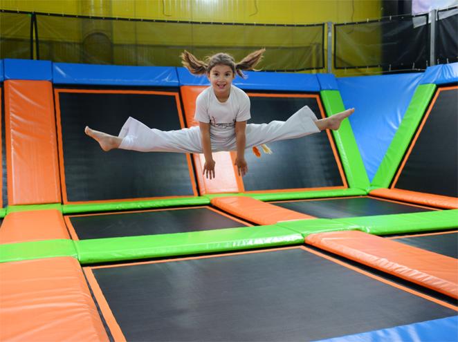 פריי ג'אמפ - Free Jump