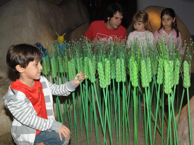 המסע לתיקון ממלכת הזמן - מוזיאון הילדים הישראלי בחולון