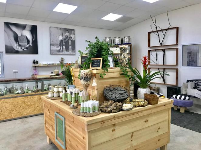 מסיק נטורל - מרכז מבקרים למוצרי טיפוח וטיפול