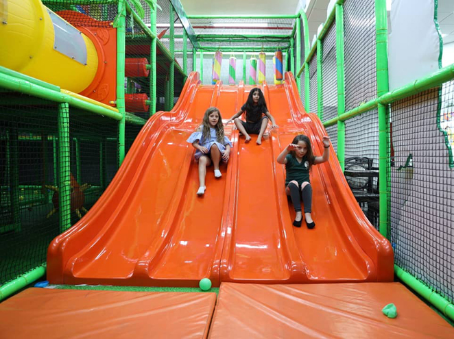 משחקיית ג'וי פארק - Joy park