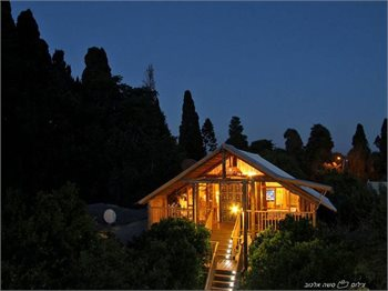 הוילג מלון מטיילים על הירדן