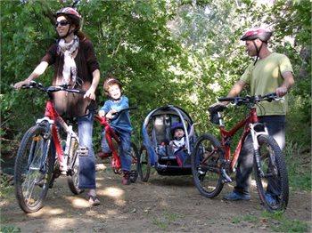 טיולי הדן - אופניים חשמליות, אופניים זוגיות