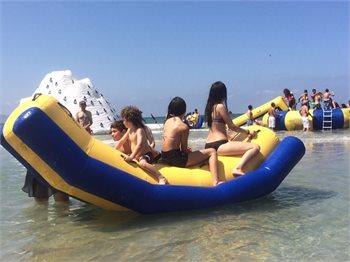 אירועי חוף באכזיב