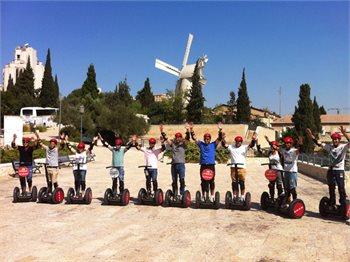 זוזו  - ZU ZU תיירות אורבנית בירושלים