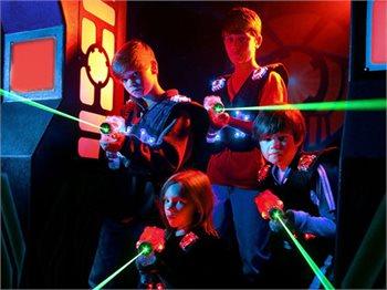 לייזר סיטי - Laser City גלילות