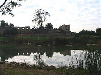 חניון קראוונים גן לאומי ירקון
