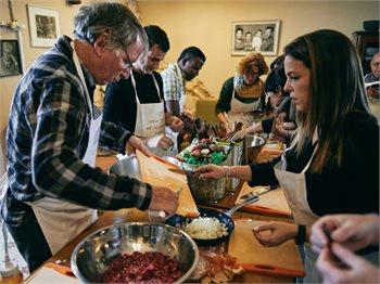 מבשלים חוויה - הבית של סדנאות הבישול