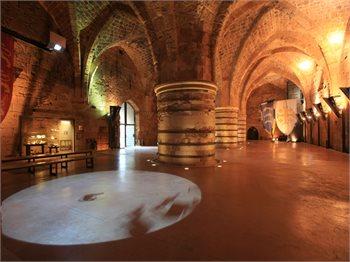 אולמות האבירים (המצודה ההוספיטלרית) בעכו העתיקה