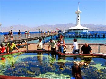 פארק המצפה התת ימי באילת