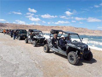פרא המדבר - טיולי טרקטורונים, רייזרים וגיפים בים המלח