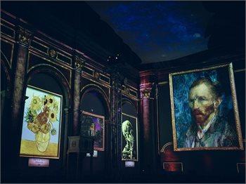 תערוכת ואן גוך - Van Gogh