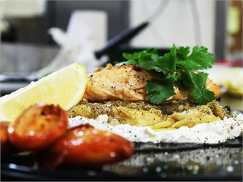 מסעדת דג על הדן - אוכל מעולה באווירה מדהימה בחיק הטבע