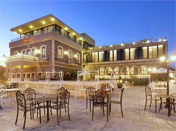 מלון אירופה טבריה