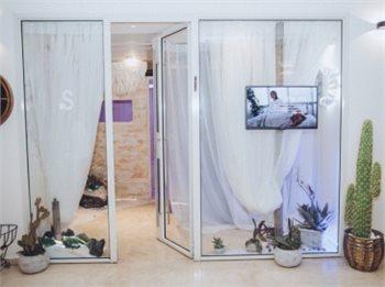 Salt Box - חדר מלח במלון גארדן חיפה