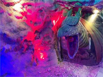 ממלכת הדרקונים - חדר בריחה