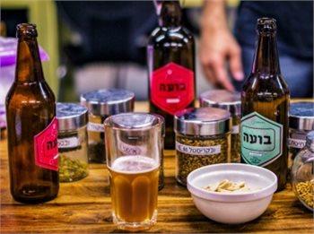 בועה - סדנאות בירה במבשלת בוטיק