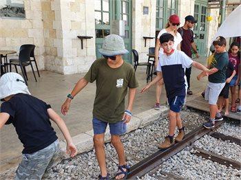 בוקר של כיף בירושלים