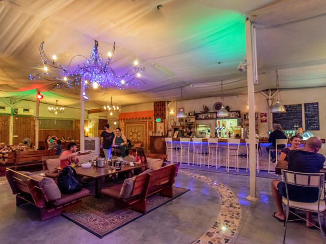 מסעדת חאן גמלייה