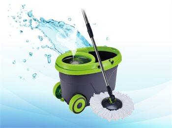 דלי הפלא  לשטיפת רצפה  - Super Mop