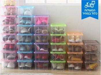 קופסאות אחסון נעליים מבית MiniMaxx