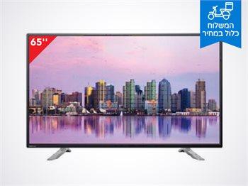 טלוויזיה טושיבה ״65 Toshiba 4K LED Android Smart TV