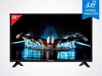 טלוויזיה 32 Sonab LED SMART