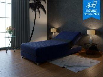 מיטת נוער יחיד אורתופדית RAM DESIGN-רם דיזיין