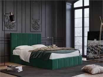 מיטה זוגית MOON מרופדת, מידת מזרן Instyle 140X190
