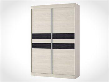 """ארון 2 דלתות הזזה ברוחב 160 ס""""מ דגם NAPOLI"""