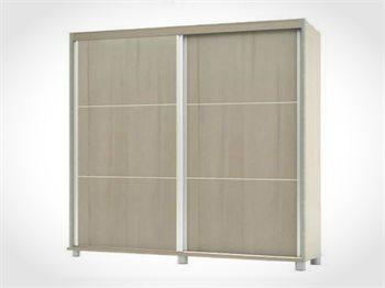 """ארון 2 דלתות הזזה SHAVIT  ברוחב 200 ס""""מ Instyle"""