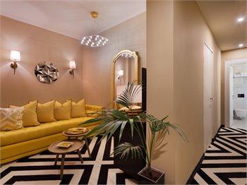 מלון ביץ' האוס בראון תל אביב  - חופשת קיץ במלון בוטיק דקה מהים
