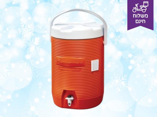 """קולר מים של אמגזית 11 ליטר תוצרת ארה""""ב -משלוח חינם"""