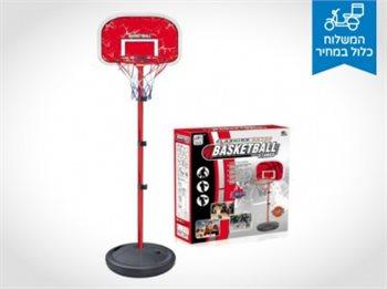 מתקן כדורסל לילדים ונוער