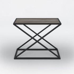 שולחן כניסה פררה בשילוב עץ טבעי - משלוח עד הבית