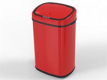 פח אלקטרוני אנטיבקטריאלי - 60 ליטר במגוון צבעים לבחירה