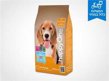 מזון פרימיום לכלבים + חטיף מתנה